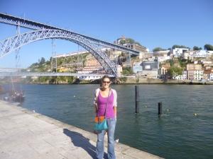 Riverside in Porto
