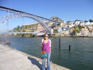 Riverside in Porto