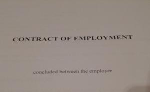 Job contract