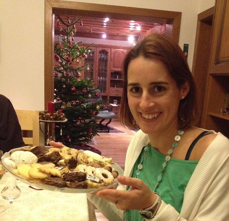 Austrian christmas cookies