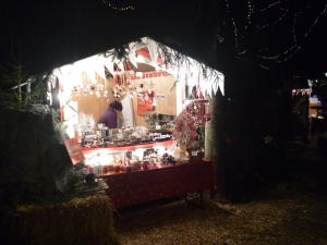 Christmas market in Wolfsberg
