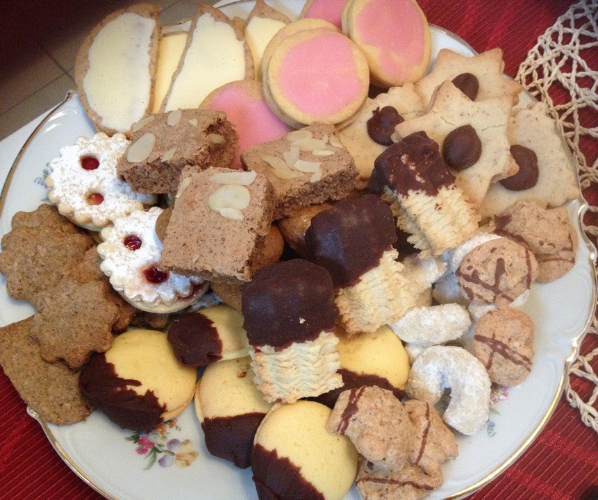 Can look Austrian christmas cookies have hit