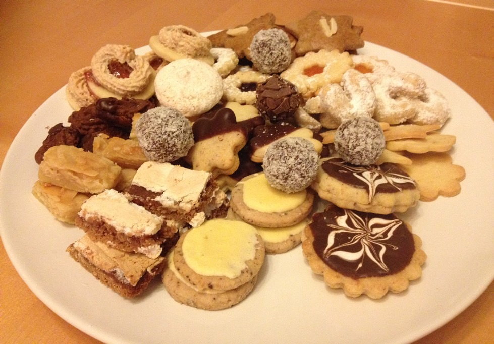 Austrian christmas cookies opinion