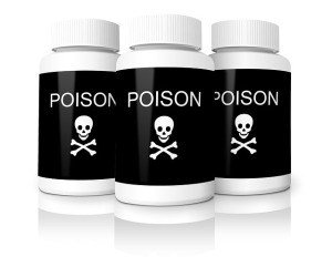 Gift means poison