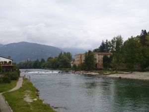 Strolling through Vincenza