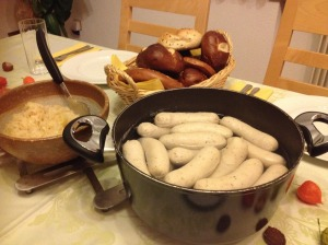 The essential ingredients to a perfect Oktoberfest!
