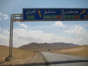 Direction Damascus!