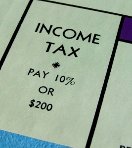 Tax is even worse in another country!