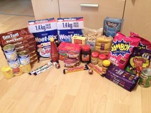 15kg aussie food