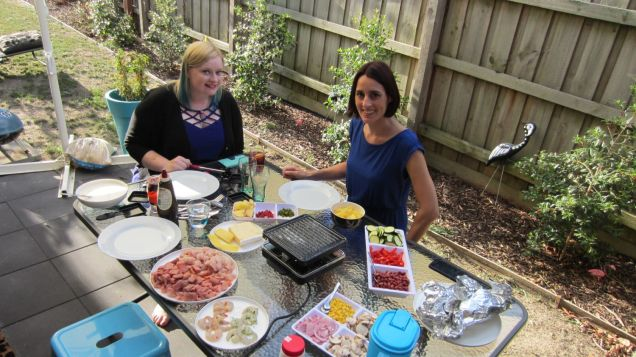 Raclette in Australia