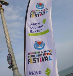 Food Festival, Brighton UK