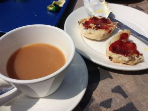 scones, brighton uk