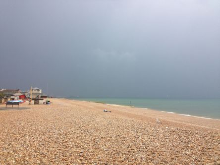 storm coming brighton, uk