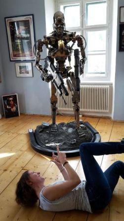 Arnold Schwarzenegger Museum Terminator