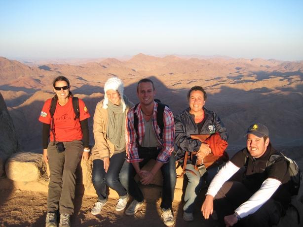 group travel egypt
