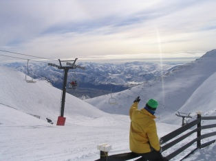 Skiing new zealand