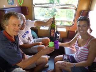 chips and red wine russian trains