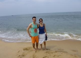 southern india beach