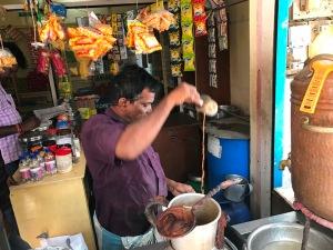 India chai