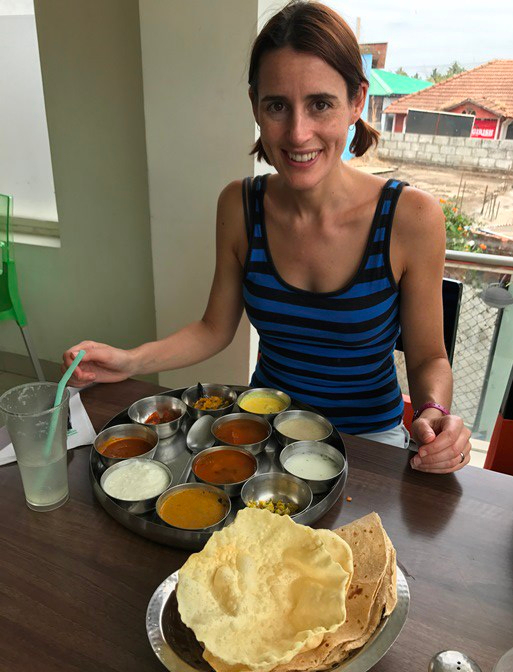India food thali an aussie in austria for Southern living change of address