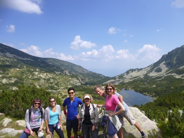 group travel romania