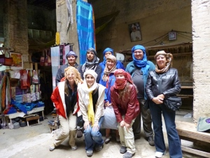 group travel morocco