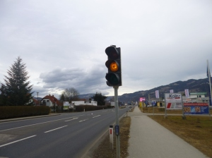 Wolfsberg - traffic lights