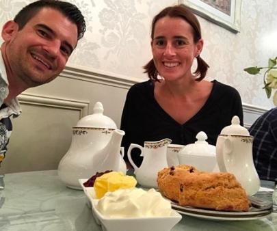 Cream Tea Midlands
