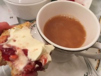 Midlands - scones cream tea