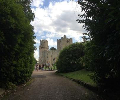 Midlands - Warwick Castle