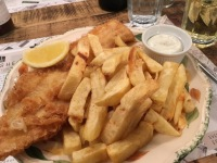 Midlands - fish n chips