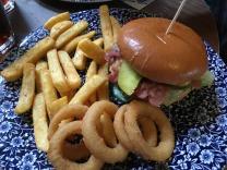Midlands - pub grub