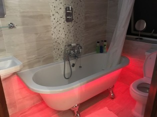 Midlands - bath tub