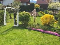 garden austria flowers