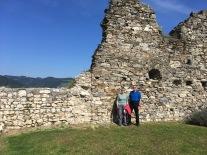 Parents visit Griffin Castle