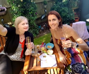 Australia - catching up with friends