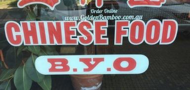 Australian food - chinese