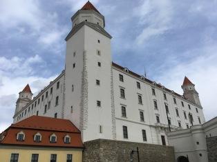 Bratislava Hrad Castle