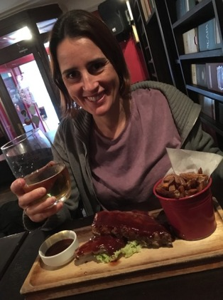 Bratislava BBQ Ribs Scottish