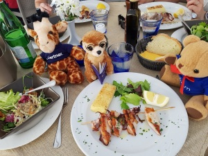 Grado Italy calamari