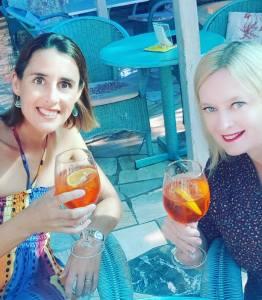 aperol lignano italy