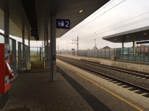 train station Austria