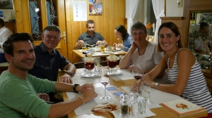 dinner Wolfsberg