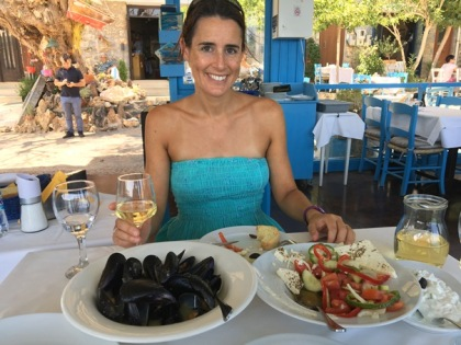 crete, greece, food