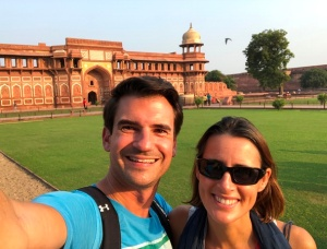 India Red Fort Agra