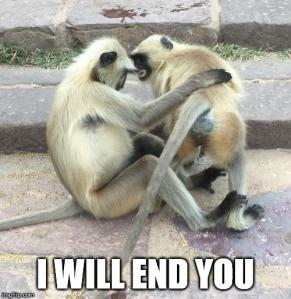 india monkey meme