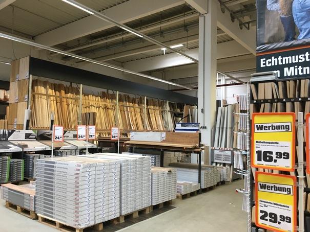 heated hardware store - obi