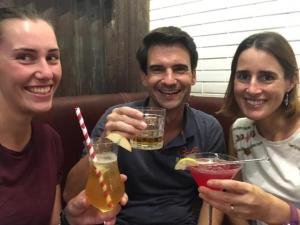 Drinks at Kitchen with a Cause