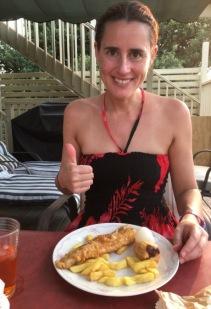 Australia - fish'n'chips