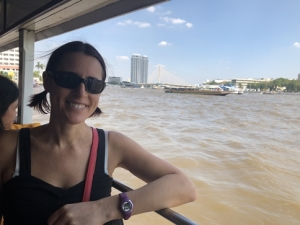 Bangkok OC (Oriental City) - ferry